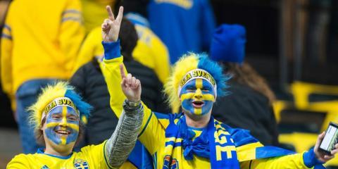 7. Sweden