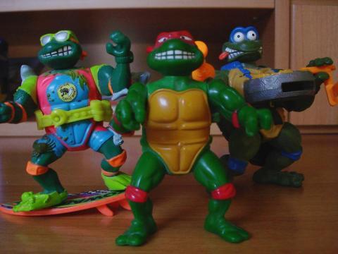 7. Toys