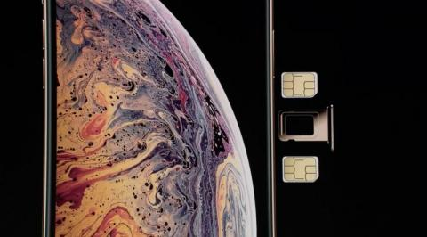 [RE] iPhone XS dual sim