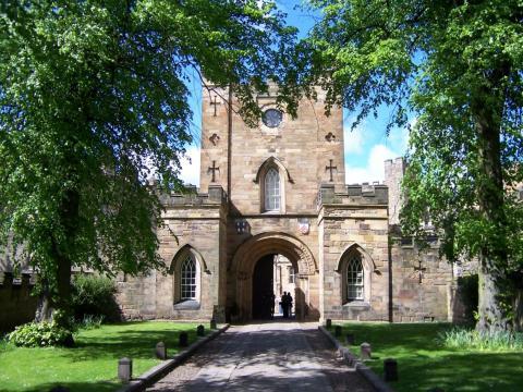 9 (tie). Durham University