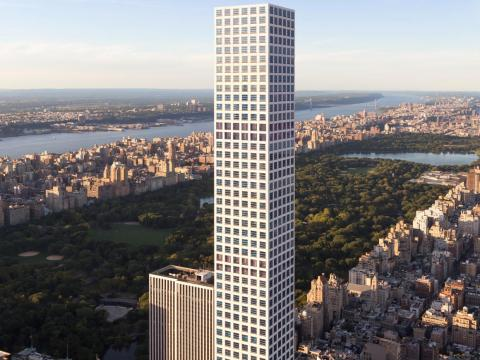 The 96th-floor penthouse sold to the Saudi billionaire Fawaz Alhokair for $87.7 million in 2016.