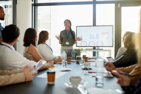Actualmente, el 27% de los puestos directivos están ocupados por mujeres en España