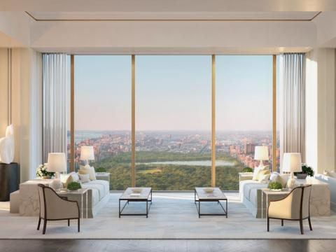 In addition to being near Central Park, 111 W. 57th Street is close to Carnegie Hall, Lincoln Center, and the Museum of Modern Art.