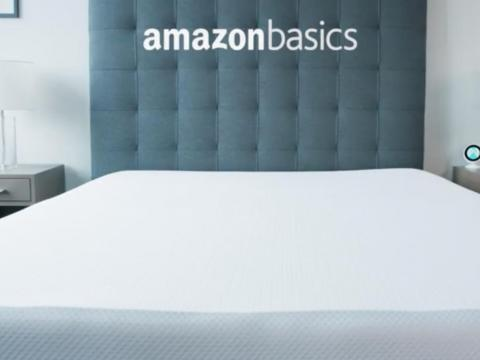 Amazon is now selling mattresses under its own private label.