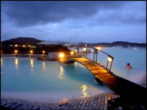 Y si esas mismas fotos hacen parecer que el resort está en una parte remota de Islandia... [RE]