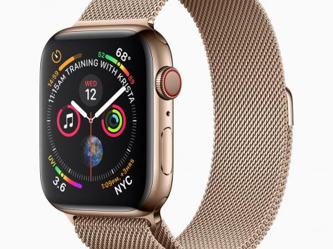 An Apple Watch Series 4 currently retails for prices starting at $399.