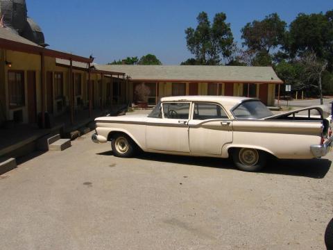 """La casa fue recreada para la exitosa serie """"Bates Motel"""" de A&E."""