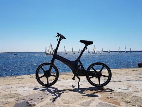 La bicicleta eléctrica Gocycle de Rafa Nadal