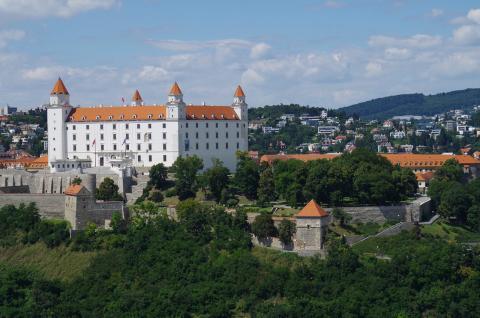 Bratislava. Eslovaquia.