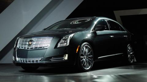 Cadillac XTS.