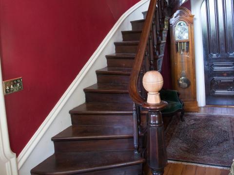 Los compradores tendrán la llave de acceso a la casa...