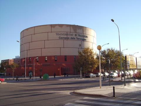 Campus dels Tarongers de la Universitat de València