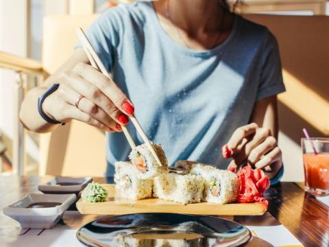 ¿No puedes escoger tu menú? Puede ser porque tienes demasiadas opciones [RE]