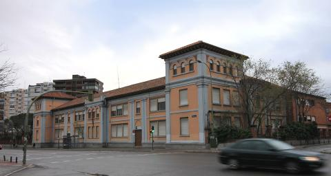 Centro Francisco Giner de los Ríos de la UNED en Madrid