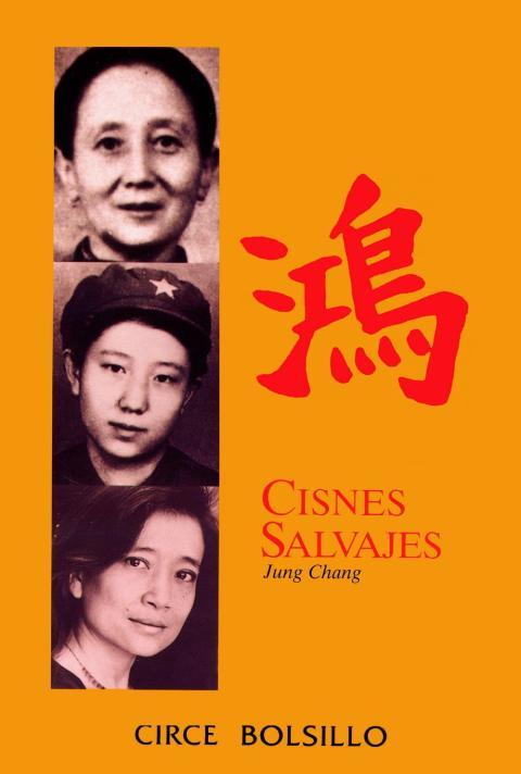 Cisnes Salvajes- Jung Chang