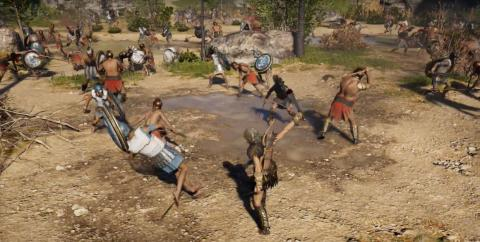 "ProjectStream controló las batallas a gran escala en ""Odyssey"" sin problemas."