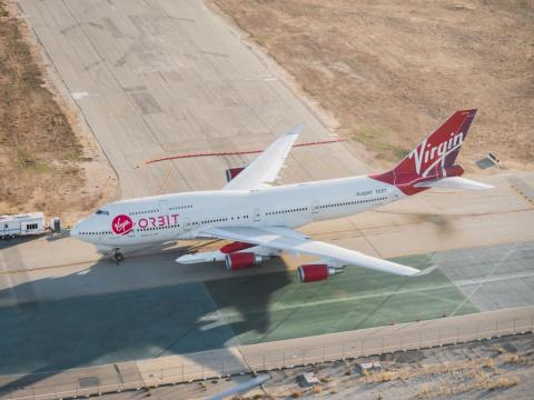 """The company already has hundreds of millions of dollars of launches on contract, for customers ranging from NASA and the US Department of Defense to new start-ups, and everything in between,"" Virgin Orbit said in a press release."