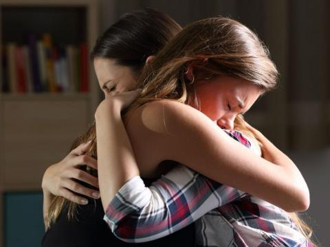 Llorar es el modo en que expresamos un amplio abanico de emociones [RE]