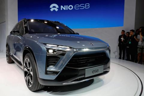In December, Nio launched its first production car, the ES8, a seven-seat electric SUV with 220 miles of range. In June, it started shipping the cars to customers who preordered. It costs about $65,000 before subsidies provided by