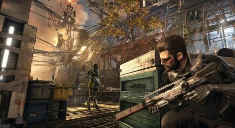 """""""Deus Ex: Mankind Divided"""" (PS4, X1, PC)"""