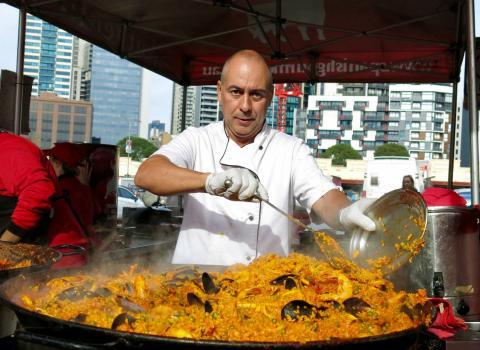 La dieta mediterránea y el clima hacen que los españoles tengamos una de las mayores esperanzas de vida