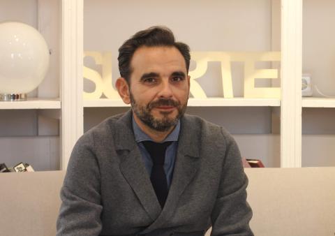 El director de Nuance Iberia, Marco Piña.