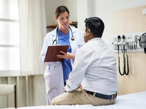 Hay algunos tipos de cáncer que tienen más probabilidades de afectar a los hombres.