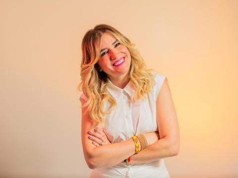 Drybar, fundadora de Alli Webb.
