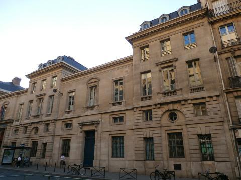 École des Ponts de Paris Tech