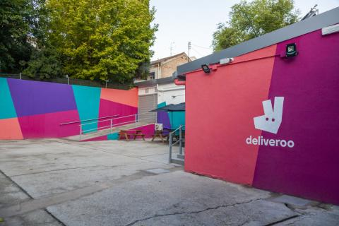 Editions Madrid Deliveroo