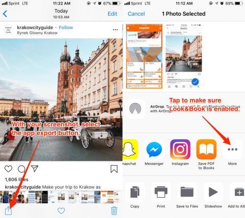Hay que habilitar la app de Instagram en los ajustes de foto de iOS [RE]