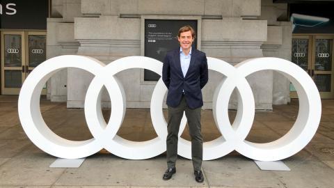 Entrevista director de Audi España
