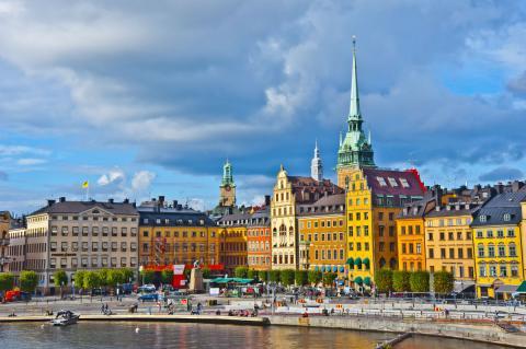 Estocolmo. Suecia.