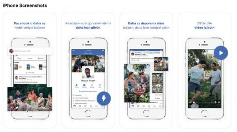 Facebook just launched a 'lite' version of its app for iPhones — but you probably can't download it yet