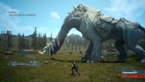 """Final Fantasy XV (PS4, X1, PC)"""