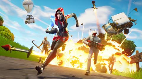 How big is 'Fortnite'? With nearly 250 million players, it's over two-thirds the size of the US population