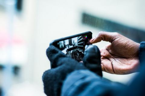 foto móvil
