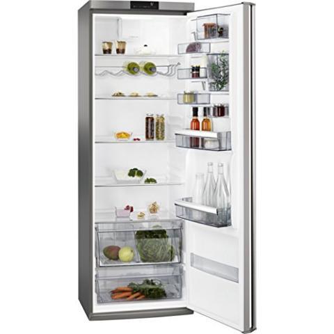 Un frigorífico AEG con pantalla LCD