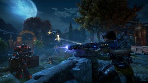 """Gears of War 4"" (Xbox One, Windows Exclusive)"