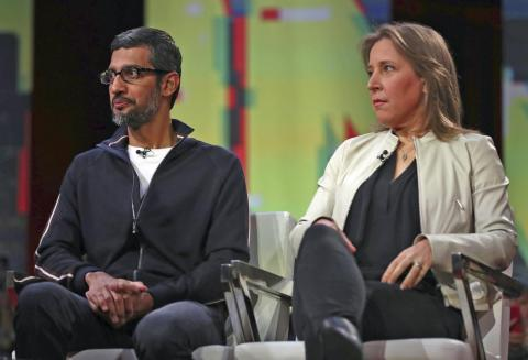 Google CEO Sundar Pichai bowed to Trump during the company's earnings call — here's why that should concern you