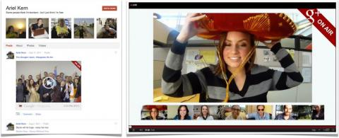 Google Hangouts On Air — Google's live-streaming service — is moving to YouTube Live beginning September 2016. The service was originally created in 2012 when live streaming was catching on and was once used by President Obama and