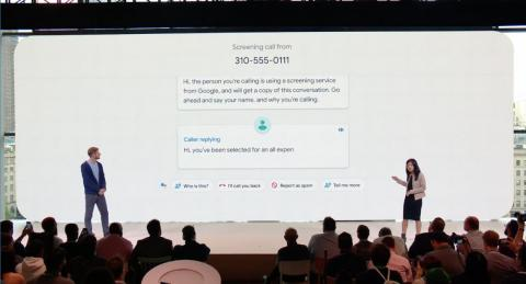 Google's new phone software aims to end telemarketer calls for good
