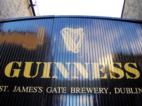 The Guinness brewery at St. James' Gate in Dublin was leased for a period of 9,000 years.
