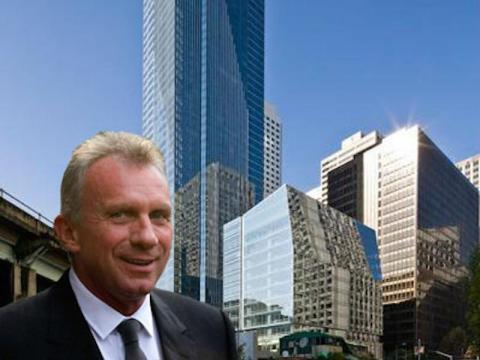 """Hall of Famer Joe Montana also sued the developer in May 2017, seeking a $2.7 million reimbursement for his condo and $1 million in """"consequential damages."""""""