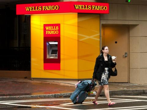 """He purchased shares in Wells Fargo """"a long, long time ago,"""" but it's unclear what his stake in the company is."""