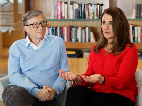 He teamed up with Bill and Melinda Gates in 2010 to form The Giving Pledge, an initiative that asks the world's wealthiest people to dedicate the majority of their wealth to philanthropy.