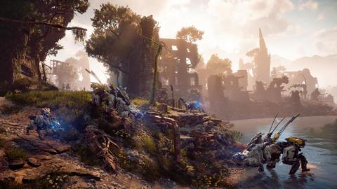 """Horizon Zero Dawn"" (PlayStation 4 Exclusive)"