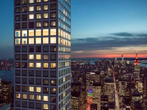 If the 95th-floor penthouse sells for the current asking price, it would be the second-most-expensive sale in the building, after the $87.7 million sale of the 96th floor.