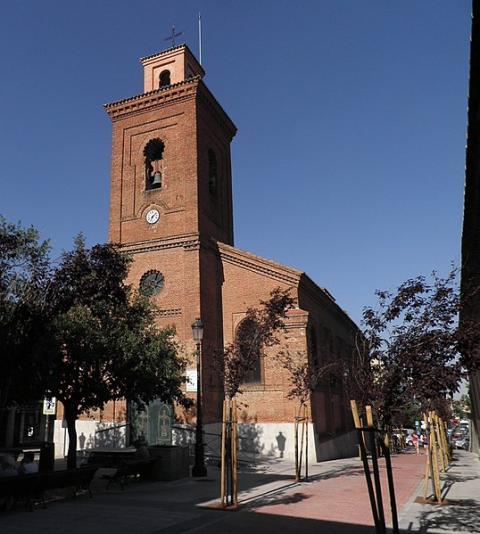Iglesia de San Matías en Hortaleza