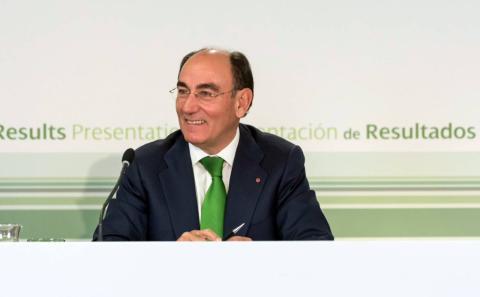 Ignacio S. Galán, Iberdrola